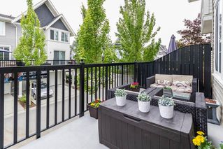 Photo 20: 39 2418 AVON Place in Port Coquitlam: Riverwood Townhouse for sale : MLS®# R2082979