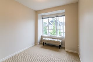 Photo 13: 39 2418 AVON Place in Port Coquitlam: Riverwood Townhouse for sale : MLS®# R2082979