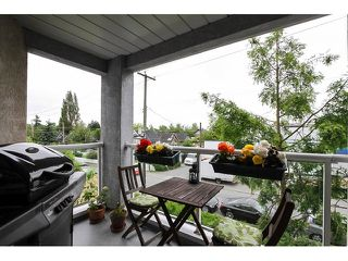 "Photo 12: 303 3505 W BROADWAY in Vancouver: Kitsilano Condo for sale in ""COLLINGWOOD PLACE"" (Vancouver West)  : MLS®# R2086967"
