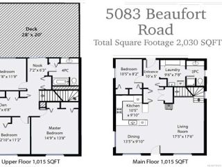 Photo 10: 5083 BEAUFORT ROAD in FANNY BAY: CV Union Bay/Fanny Bay House for sale (Comox Valley)  : MLS®# 736353