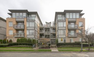 """Photo 1: 403 5692 KINGS Road in Vancouver: University VW Condo for sale in """"O'KEEFE"""" (Vancouver West)  : MLS®# R2124954"""