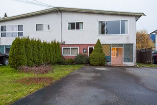 Main Photo: 865 WRIGHT Avenue in Port Coquitlam: Lincoln Park PQ House 1/2 Duplex for sale : MLS®# R2124975