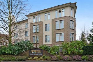 "Photo 1: 312 15350 19A Avenue in Surrey: King George Corridor Condo for sale in ""STRATFORD GARDENS"" (South Surrey White Rock)  : MLS®# R2126708"