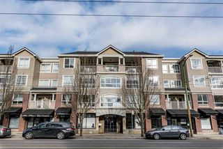 "Photo 1: 313 3333 W 4TH Avenue in Vancouver: Kitsilano Condo for sale in ""BLENHEIM TERRACE"" (Vancouver West)  : MLS®# R2131910"