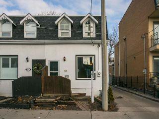 Photo 1: 145 Hamilton Street in Toronto: South Riverdale House (2-Storey) for sale (Toronto E01)  : MLS®# E3691809