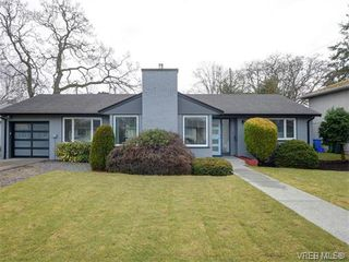 Photo 1: 2111 Kings Rd in VICTORIA: OB Henderson House for sale (Oak Bay)  : MLS®# 751407