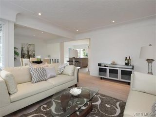 Photo 4: 2111 Kings Road in VICTORIA: OB Henderson Single Family Detached for sale (Oak Bay)  : MLS®# 374426