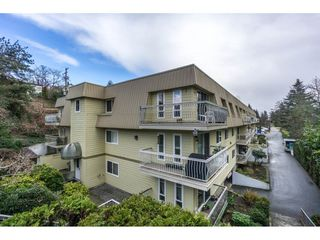 "Photo 1: 224 7436 STAVE LAKE Street in Mission: Mission BC Condo for sale in ""GLENKIRK COURT"" : MLS®# R2143351"