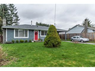 "Photo 1: 32029 7TH Avenue in Mission: Mission BC House for sale in ""West Heights"" : MLS®# R2150554"
