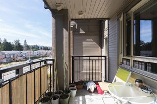 "Photo 14: 302 3105 LINCOLN Avenue in Coquitlam: New Horizons Condo for sale in ""WINDSOR GATE BY POLYGON"" : MLS®# R2154112"