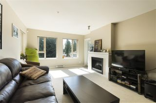 "Photo 7: 302 3105 LINCOLN Avenue in Coquitlam: New Horizons Condo for sale in ""WINDSOR GATE BY POLYGON"" : MLS®# R2154112"