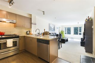 "Photo 6: 302 3105 LINCOLN Avenue in Coquitlam: New Horizons Condo for sale in ""WINDSOR GATE BY POLYGON"" : MLS®# R2154112"