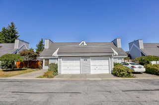 "Photo 1: 11 9771 152B Street in Surrey: Guildford Townhouse for sale in ""Turnberry"" (North Surrey)  : MLS®# R2201181"
