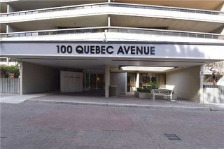 Photo 2: 100 Quebec Ave Unit #605 in Toronto: High Park North Condo for sale (Toronto W02)  : MLS®# W3933028