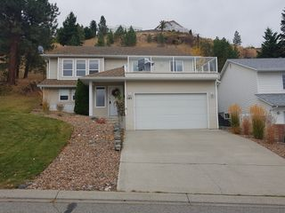 Main Photo: 141 Castle Tower Drive in Kamloops: Sahali House for sale : MLS®# 143113