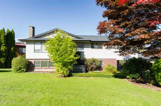 Photo 1: 8100 BURNFIELD Crescent in Burnaby: Burnaby Lake House for sale (Burnaby South)  : MLS®# R2221647