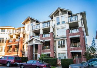 "Photo 1: 202 285 ROSS Drive in New Westminster: Fraserview NW Condo for sale in ""The Grove"" : MLS®# R2229890"