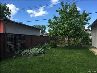 Photo 16: 297 Knowles Avenue in Winnipeg: North Kildonan Residential for sale (3G)  : MLS®# 1809527