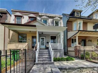Main Photo: 207 Booth Avenue in Toronto: South Riverdale House (2-Storey) for sale (Toronto E01)  : MLS®# E4135689