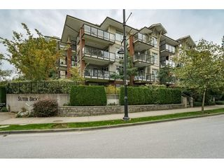 "Photo 1: 307 100 CAPILANO Road in Port Moody: Port Moody Centre Condo for sale in ""SUTERBROOK"" : MLS®# R2312331"