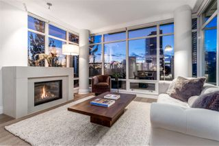 "Main Photo: 603 428 BEACH Crescent in Vancouver: Yaletown Condo for sale in ""KINGS LANDING"" (Vancouver West)  : MLS®# R2319361"
