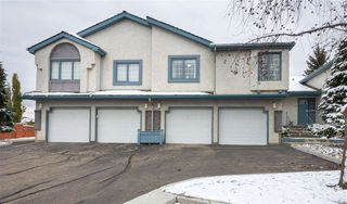 Main Photo: 2 1130 FALCONER Road in Edmonton: Zone 14 Townhouse for sale : MLS®# E4139146