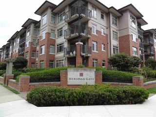 "Main Photo: 105 9299 TOMICKI Avenue in Richmond: West Cambie Condo for sale in ""MERIDIAN GATE"" : MLS®# R2341137"
