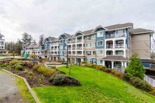 "Main Photo: 101 16380 64 Avenue in Surrey: Cloverdale BC Condo for sale in ""THE RIDGE AT BOSE FARMS"" (Cloverdale)  : MLS®# R2343217"