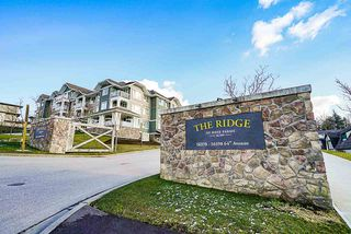 "Main Photo: 311 16396 64 Avenue in Surrey: Cloverdale BC Condo for sale in ""The Ridge at Bose Farms"" (Cloverdale)  : MLS®# R2346871"