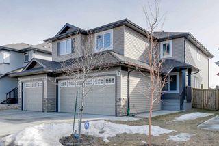Main Photo: 17331 120 Street in Edmonton: Zone 27 House Half Duplex for sale : MLS®# E4149960