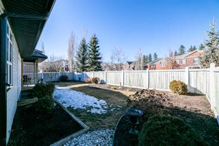 Photo 30: 48 Kingsway Drive: St. Albert House for sale : MLS®# E4151385