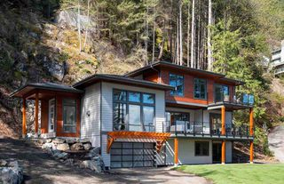 "Main Photo: 712 CHANNELVIEW Drive: Bowen Island House for sale in ""Queen Charlotte Heights"" : MLS®# R2358782"