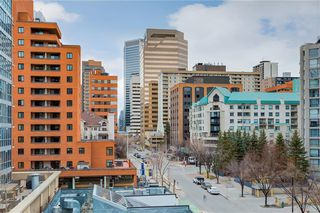 Photo 24: 505 110 7 Street SW in Calgary: Eau Claire Apartment for sale : MLS®# C4239151