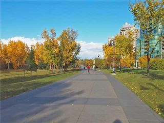 Photo 39: 505 110 7 Street SW in Calgary: Eau Claire Apartment for sale : MLS®# C4239151