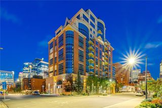 Photo 40: 505 110 7 Street SW in Calgary: Eau Claire Apartment for sale : MLS®# C4239151