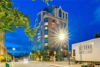 Photo 41: 505 110 7 Street SW in Calgary: Eau Claire Apartment for sale : MLS®# C4239151