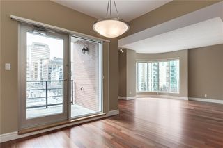 Photo 10: 505 110 7 Street SW in Calgary: Eau Claire Apartment for sale : MLS®# C4239151