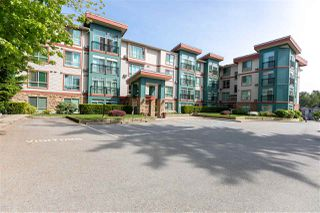 "Main Photo: 206 33485 SOUTH FRASER Way in Abbotsford: Central Abbotsford Condo for sale in ""Citadel Ridge"" : MLS®# R2368112"