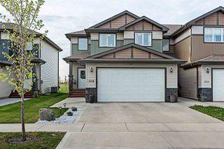 Photo 2: 309 GENESIS Villa: Stony Plain Attached Home for sale : MLS®# E4158024