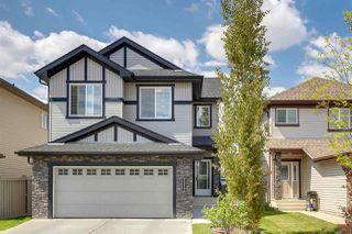 Photo 2: 3532 CLAXTON Crescent in Edmonton: Zone 55 House for sale : MLS®# E4161753