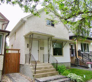 Main Photo: 536 Langevin Street in Winnipeg: St Boniface Residential for sale (2A)  : MLS®# 1916276