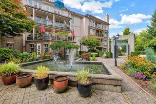 Photo 1: 309 15340 19A Avenue in Surrey: King George Corridor Condo for sale (South Surrey White Rock)  : MLS®# R2419437