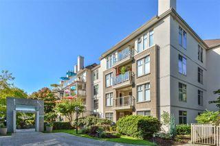 Photo 2: 309 15340 19A Avenue in Surrey: King George Corridor Condo for sale (South Surrey White Rock)  : MLS®# R2419437