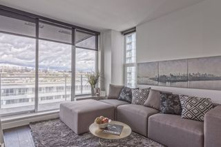 """Photo 2: 1908 455 SW MARINE Drive in Vancouver: Cambie Condo for sale in """"W1"""" (Vancouver West)  : MLS®# R2421852"""
