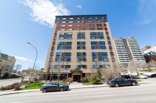 Photo 2: 1206 9710 105 Street in Edmonton: Zone 12 Condo for sale : MLS®# E4189801