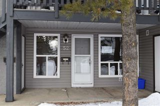 Photo 1: 52 1503 MILL WOODS Road E in Edmonton: Zone 29 Carriage for sale : MLS®# E4192299