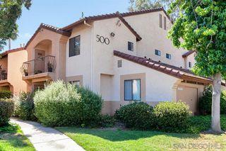 Photo 1: EL CAJON Condo for sale : 1 bedrooms : 12191 E Cuyamaca Dr #506