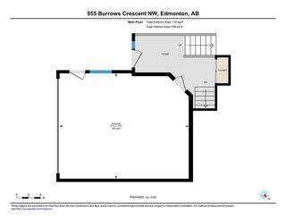 Photo 39: 955 BURROWS Crescent in Edmonton: Zone 14 House for sale : MLS®# E4204309