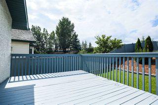 Photo 38: 955 BURROWS Crescent in Edmonton: Zone 14 House for sale : MLS®# E4204309