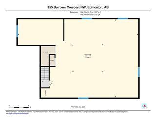 Photo 41: 955 BURROWS Crescent in Edmonton: Zone 14 House for sale : MLS®# E4204309